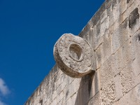 Mysterious Sights in Chichen Itza