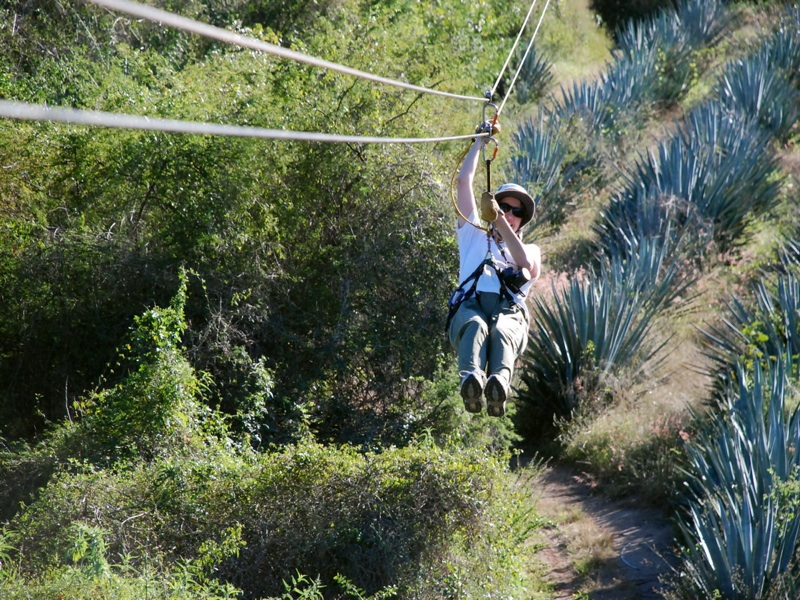 Huana Coa ©Linda & Canopy Adventure in Mexico | Mexico Travel Guides
