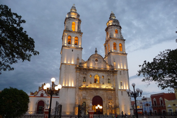 Campeche Cathedral ©guerillagrrl/Flick