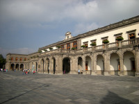 The Castle of Chapultepec, the National Museum of History