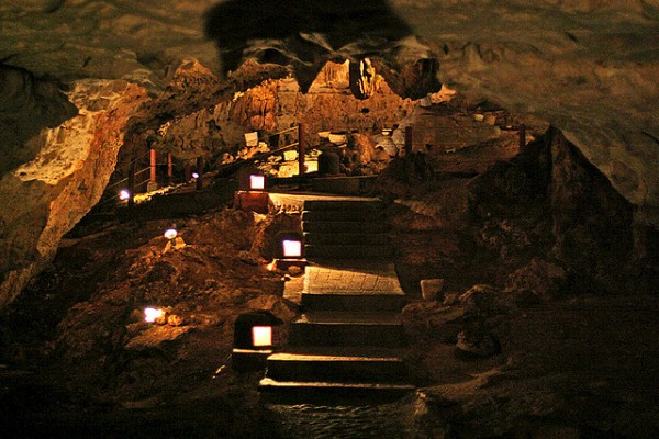 The Balankanche sacred caves