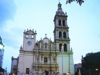 The Cathedral of Monterrey