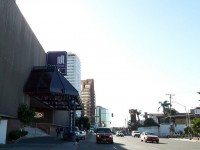 Grand Hotel Tijuana on the Agua Caliente Boulevard