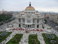 Top tourist attractions of Mexico City and Acapulco