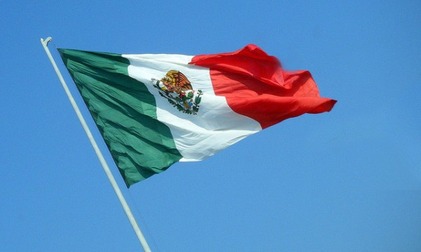 The Mexican Flag ©alvaro_qc