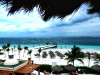 Mayan Riviera in the Yucatan Peninsula