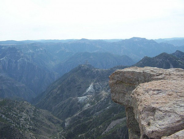 The Copper Canyon