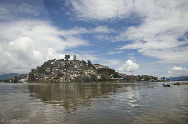 The Patzcuaro Lake in Mexico