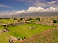 Archaeological sites in the State of Chiapas and Oaxaca