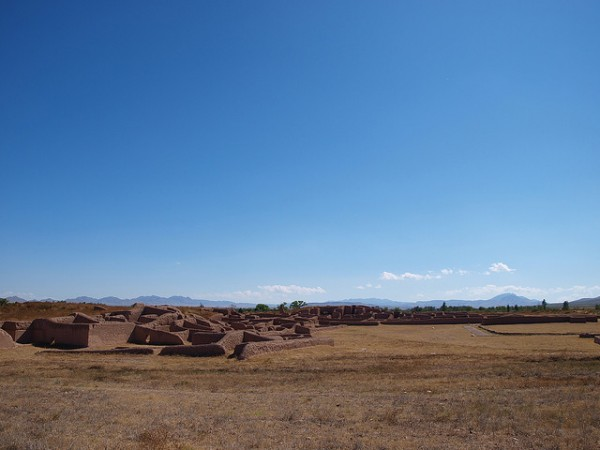 The archeological site of Paquime