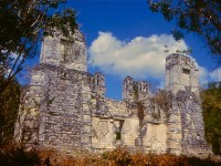 Archeological sites in the State of Campeche