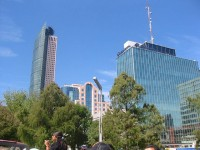 Hotels and shopping in Mexico City