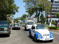 Accommodation and transport in Acapulco