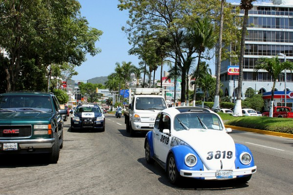 Transportation in Acapulco