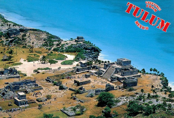 Postcard of Tulum