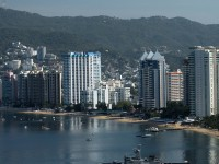 The city of Acapulco