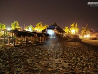 Bahias de Huatulco at night