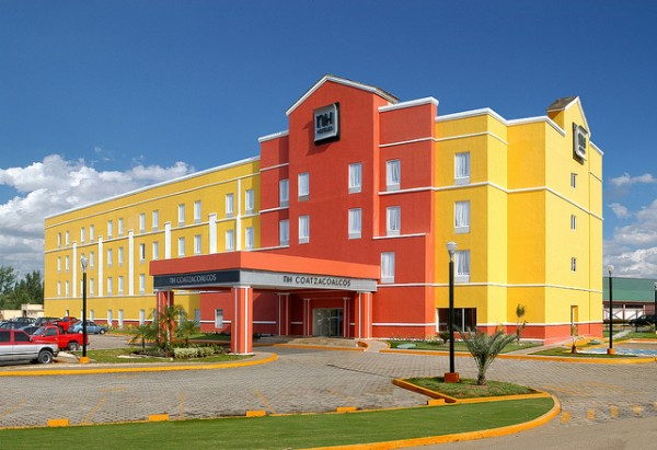 NH Hotel in Coatzacoalcos