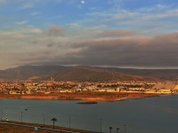 The city of Ensenada