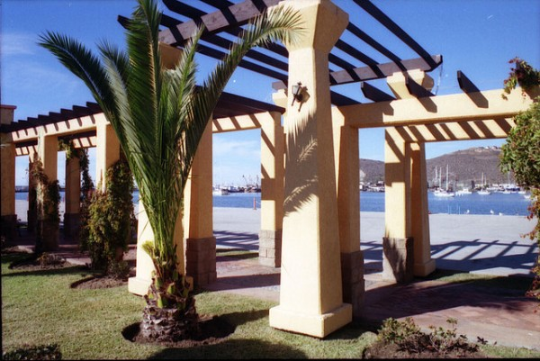 Walkway in Ensenada