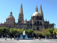The Cathedral of Guadalajara