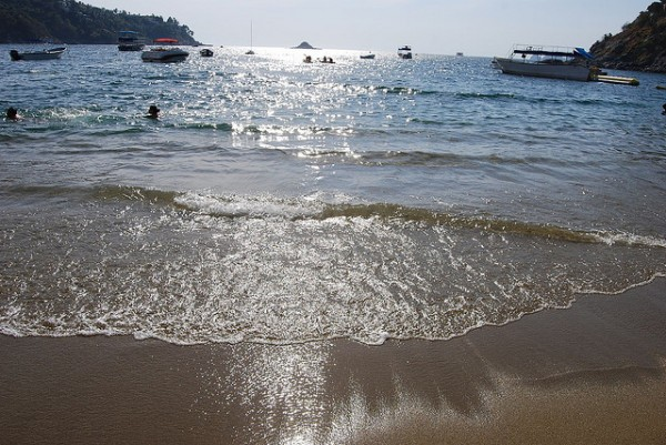 Beach of Manzanillo