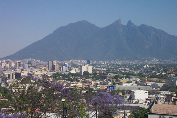 The city of Monterrey